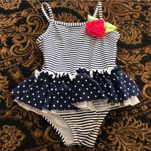 Little Me swimsuit-24 mo, NWOT💓